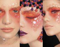 REMIX Magazine - Beauty Make Up