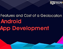 Features and Cost of a Geolocation Android App