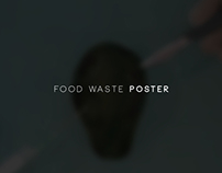 Food waster poster