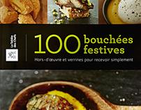 100 bouchées festives