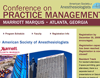 ASA 2010 Conference on Practice Management