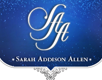 Masthead & Logo for NYT Bestseller Sarah Addison Allen