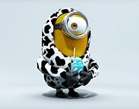 Cow Minion
