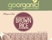 Package Design - Brown Rice