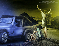 Jeep Unofficial - Retouching