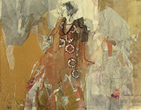 Hommage à Klimt XX
