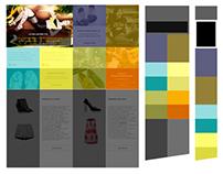 Responsive Study / Mosaico home page