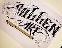 Handmade lettering 4