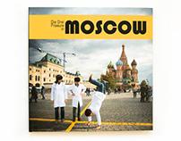 "Photobook ""Die Drei Friseure in Moscow"""