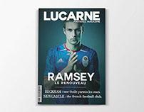 LUCARNE : Football Magazine.