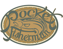 Pocket Fisherman Rebranding
