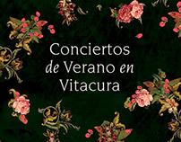 Conciertos de Verano en Vitacura