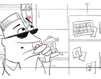 Animated Short: University Medical Service