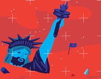 Una Buena Barba: El Espacio