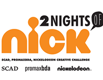 2 Nights of Nick Promotional Website