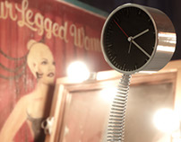 Freebie - Carlsson Table Clock