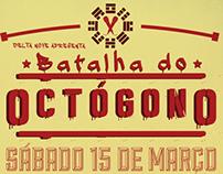 Poster Batalha do Octógono Ed. 1