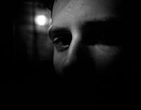 Inside a Blank of Darkness