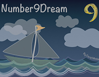 Mock cover- Number 9 Dream