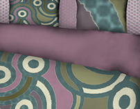 home textile patterns