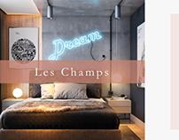 Les Champs | CGI Archviz