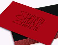 Cartão exclusivamente criado para loja de perfumes...