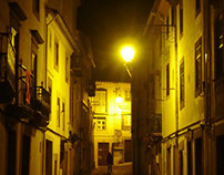 Castelo de Vide by night/Noite  (Alentejo, Portugal)