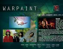 Warpaint Homepage