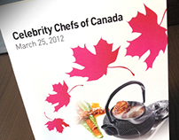Celebrity Chefs of Canada