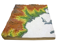 Tangible Wildfire Modeling