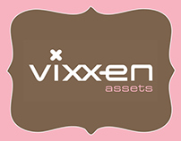 Vixxen Assets - Graphic Designs, Packaging and drawings