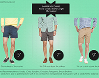 Visual Guide: Shorts Length