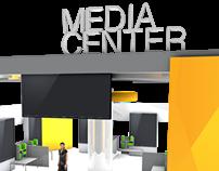 Booth Design_Media Center