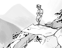 Comic: The Mountain Of Wisdom