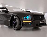 """Mustang GT """"Le Faras"""" EDITION"""