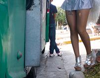LO QUE NO VISTE DEL CARNAVAL, BARRANQUILLA 2014