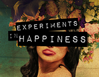 Experiments In Happiness // {book} Microsite Design