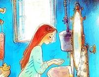 Princess' morning