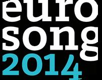 //EUROSONG 2014 preselections Belgium as VRT designer