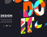 nike bra design