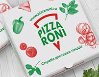 Ребрендинг Pizzaroni