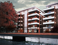 3d rendering   Immobilier A