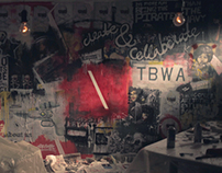 TBWA WallBomb Mural
