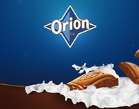 Orion - milk chocolate - DRAFT