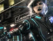 Agent Raven Heart (2014)