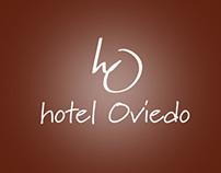 Hotel Oviedo - Logo and Corporate ID