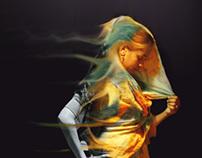 sudanes fashion hijab poster 2008