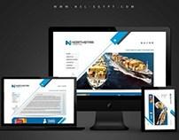 Logistics Services Company Website