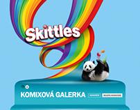 Skittles Komix 2013 - facebook page