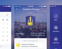 Steinbach City App